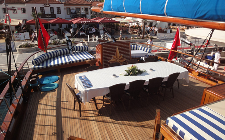 ALIZE,STANDARD GULETS, Yachts for Rent, Yacht Charter, Yacht Rental