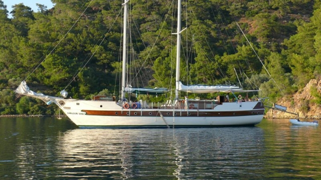 AMAZON SOLO,STANDARD GULETS, Yachts for Rent, Yacht Charter, Yacht Rental