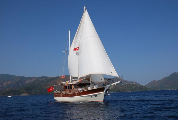 AURA,STANDARD GULETS, Yachts for Rent, Yacht Charter, Yacht Rental