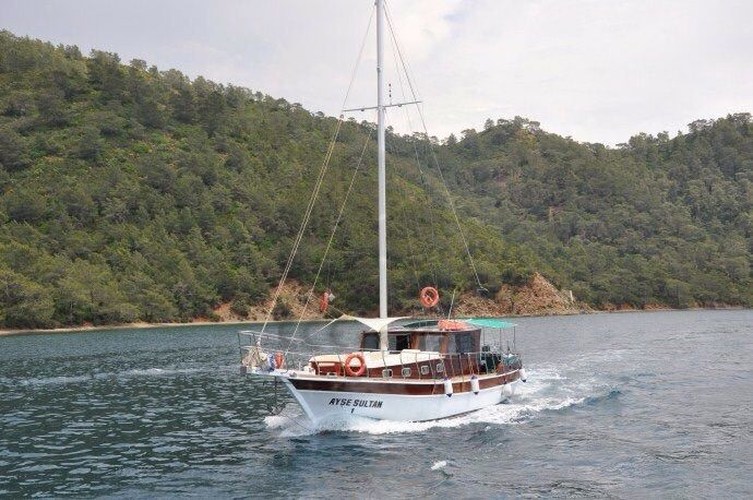 AYSE SULTAN,STANDARD GULETS, Yachts for Rent, Yacht Charter, Yacht Rental