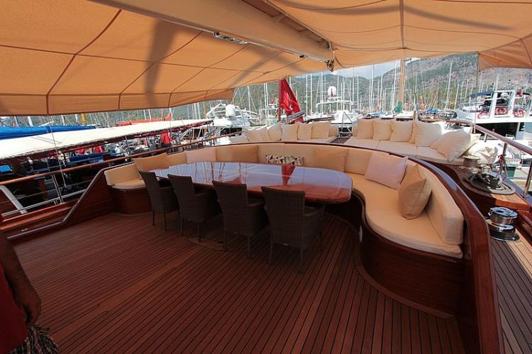 CARPE DIEM 5,DELUX GULETS, Yachts for Rent, Yacht Charter, Yacht Rental