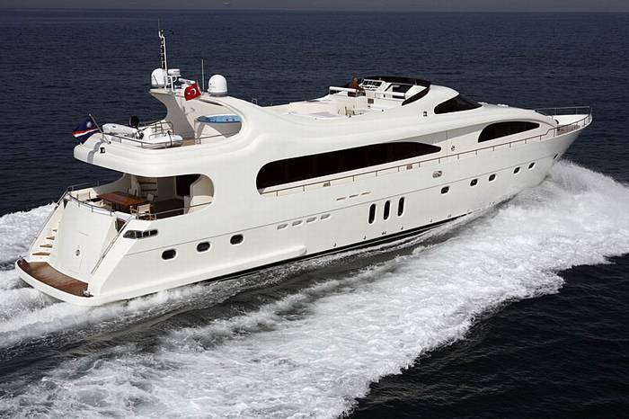 GRACE KELLY (ex NIRA),MOTOR YACHTS, Yachts for Rent, Yacht Charter, Yacht Rental