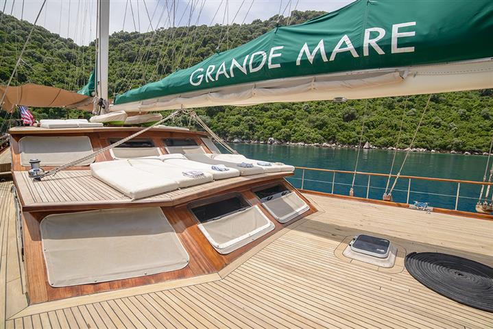 GRANDE MARE,DELUX GULETS, Yachts for Rent, Yacht Charter, Yacht Rental