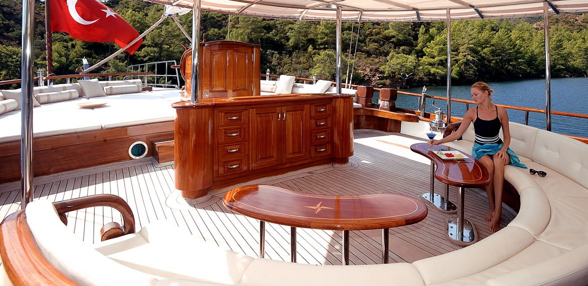 KAPTAN KADIR,DELUX GULETS, Yachts for Rent, Yacht Charter, Yacht Rental
