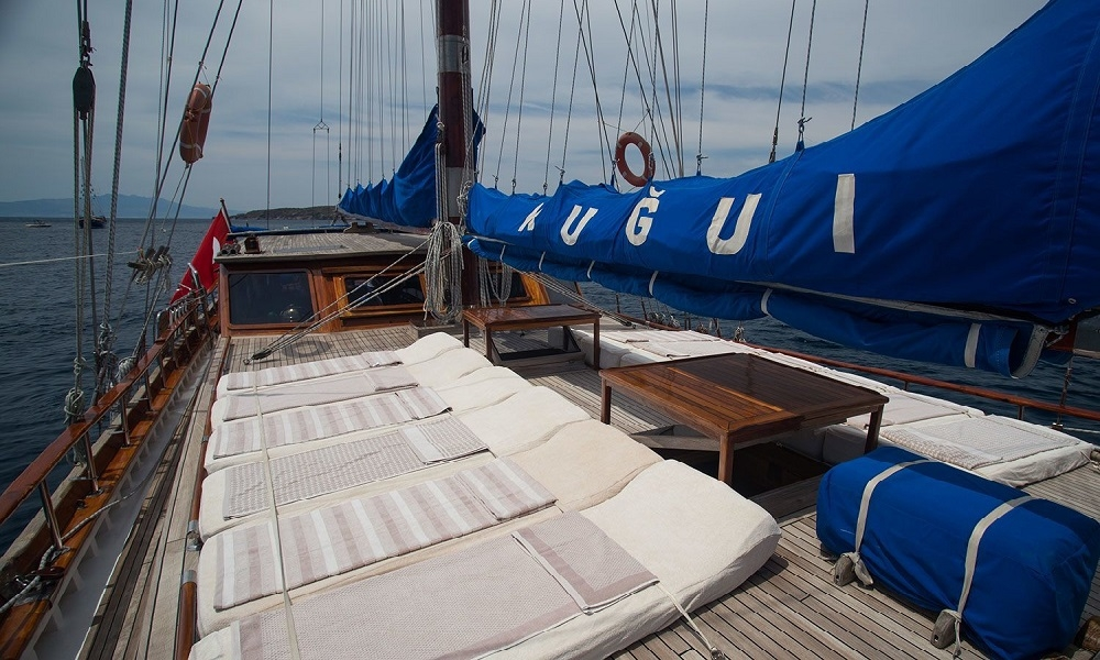 KUGU 1,STANDARD GULETS, Yachts for Rent, Yacht Charter, Yacht Rental