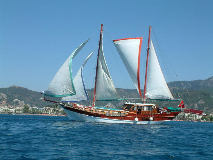 MEDSEA AEGEAN (ex Atlas VII),STANDARD GULETS, Yachts for Rent, Yacht Charter, Yacht Rental