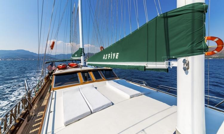 MICHELE (ex ASFIYE),DELUX GULETS, Yachts for Rent, Yacht Charter, Yacht Rental