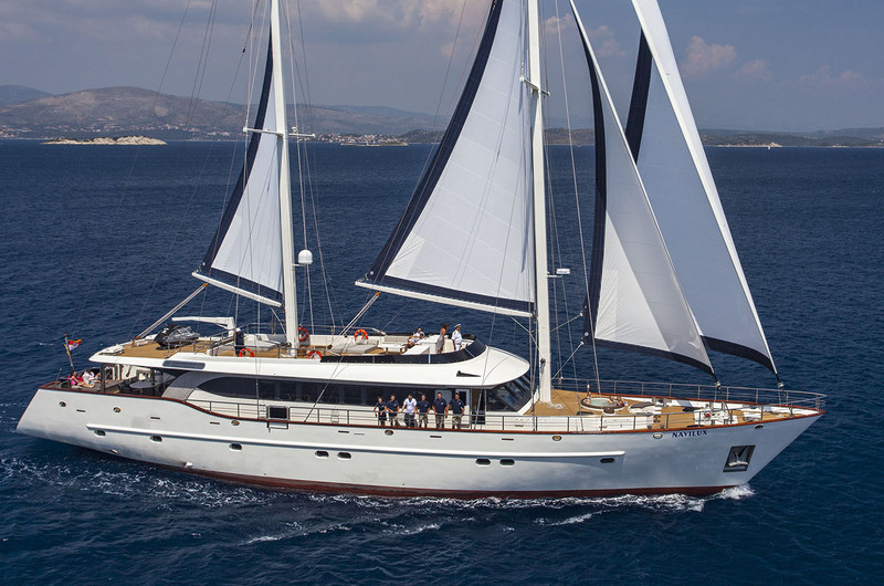NAVILUX,DELUX GULETS, Yachts for Rent, Yacht Charter, Yacht Rental