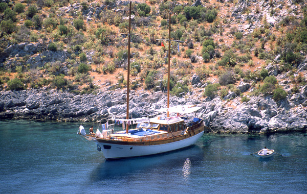 ODYSSEUS,STANDARD GULETS, Yachts for Rent, Yacht Charter, Yacht Rental