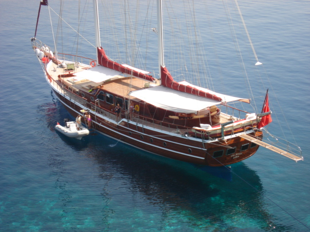 THE IRON LADY (Ex. PALMYRA),DELUX GULETS, Yachts for Rent, Yacht Charter, Yacht Rental