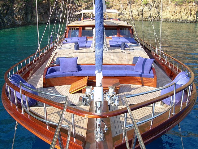 QUEEN OF DATCA,DELUX GULETS, Yachts for Rent, Yacht Charter, Yacht Rental