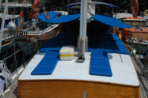 SANDRA CAN,STANDARD GULETS, Yachts for Rent, Yacht Charter, Yacht Rental