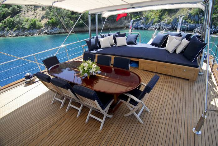 SEA COMET,DELUX GULETS, Yachts for Rent, Yacht Charter, Yacht Rental