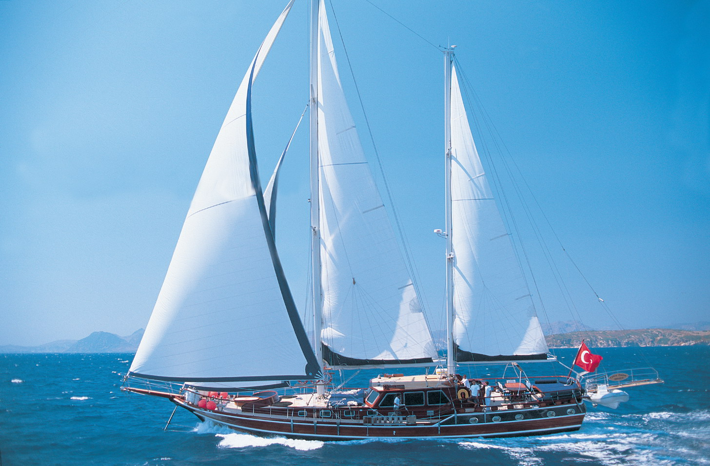 SWAY (ex COBRA JUNIOR),DELUX GULETS, Yachts for Rent, Yacht Charter, Yacht Rental