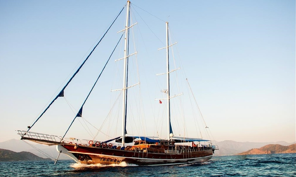 TARKAN 5,DELUX GULETS, Yachts for Rent, Yacht Charter, Yacht Rental