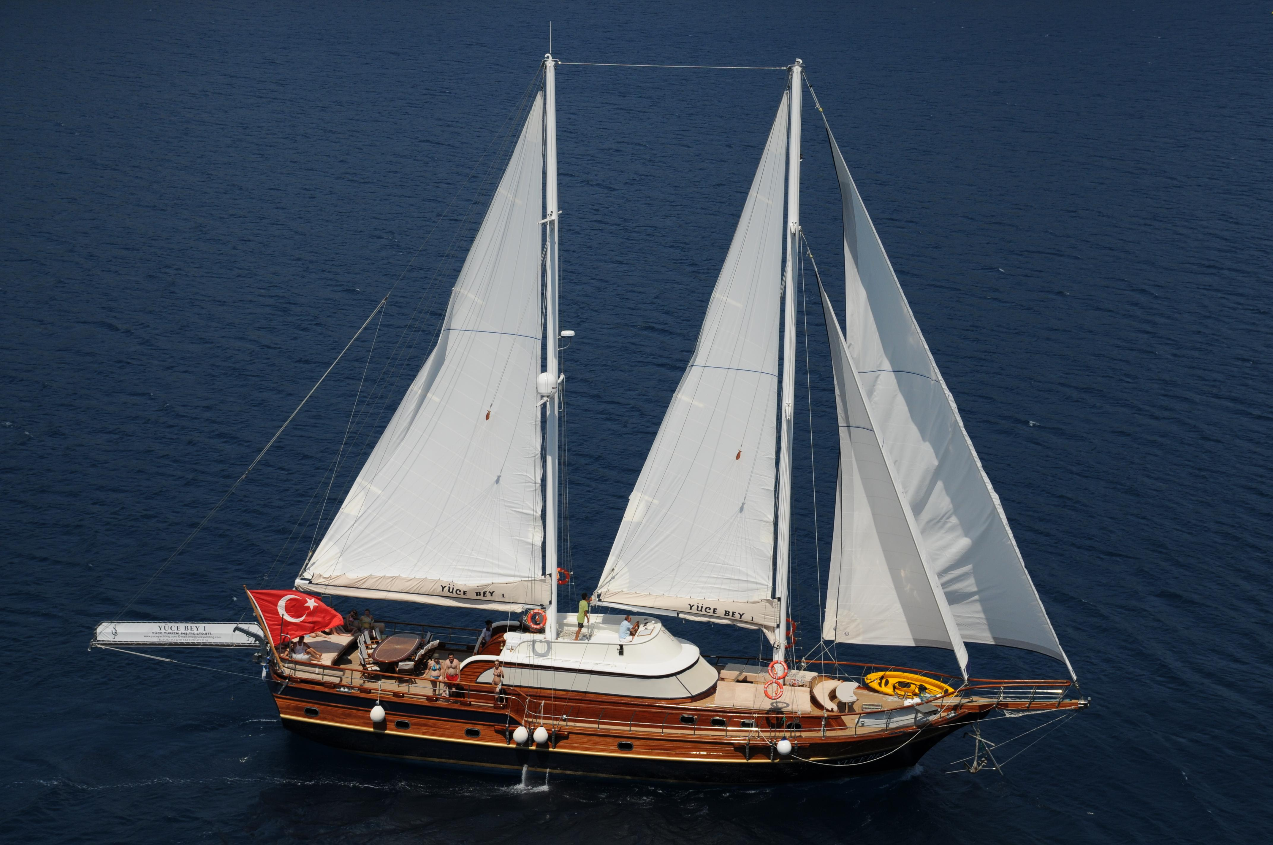 YUCEBEY I,DELUX GULETS, Yachts for Rent, Yacht Charter, Yacht Rental