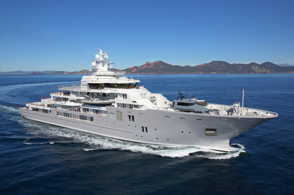 No, Facebook Owner Mark Zuckerberg did not buy yacht Ulysses
